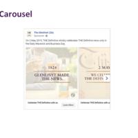 The Glenlivet Business Day Takeover 01 Facebook carousel
