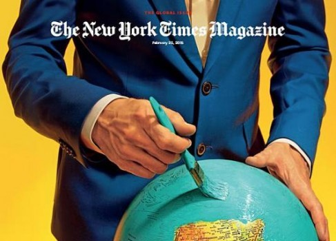 The New York Times, 22 February 2015: The Global Issue 4