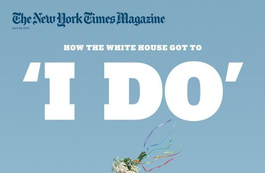 The New York Times Magazine, 20 April 2014