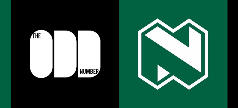 The Odd Number logo and Nedbank logo