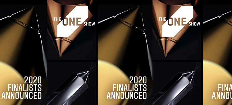 The One Show 2020 finalists announced