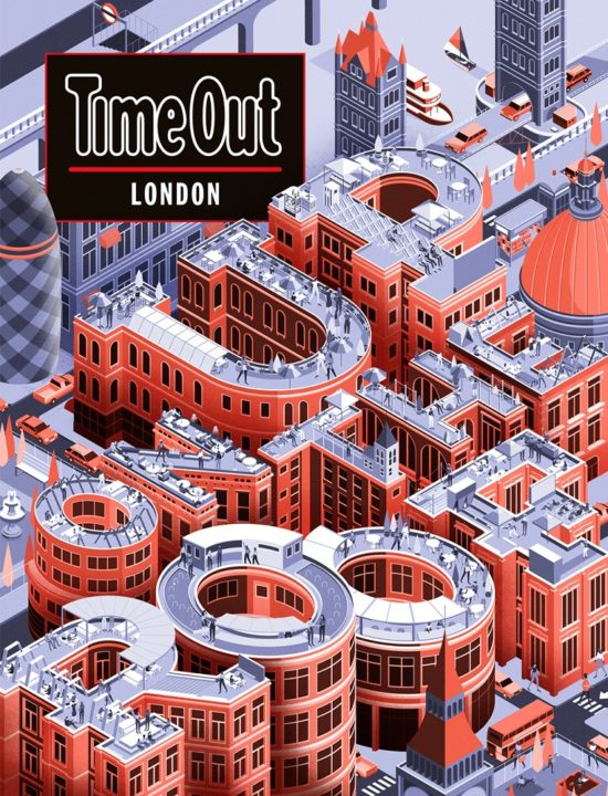 Time Out London, June 2018
