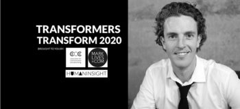 #Transformers Transform 2020 logo with Gabriel Luna-Ostaseski