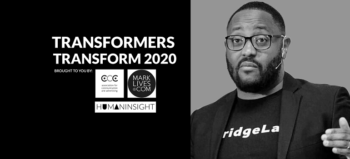 #Transformers Transform 2020 logo with Musa Kalenga