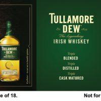 Tullamore DEW Rosebank building wrap