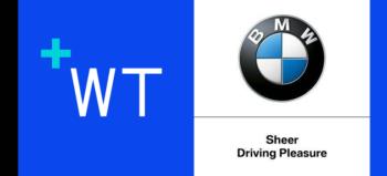 Wunderman Thompson logo and BMW logo