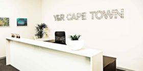 Y&R Cape Town reception