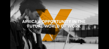 Yellowwood: Africa's Opportunity in the Future World of Work