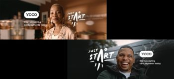 Yoco #JustStart campaign