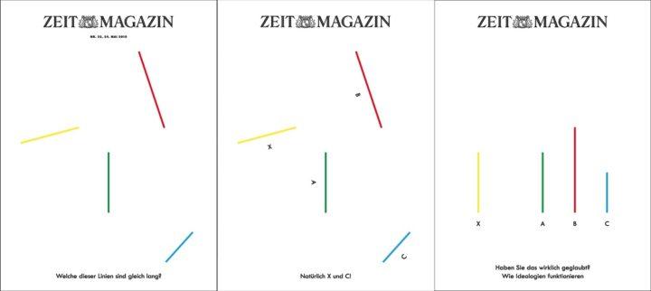 Zeit magazin, number 22, 24 May 2018