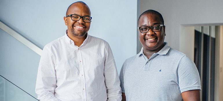 Zibusiso Mkhwanazi and Veli Ngubane, AVATAR
