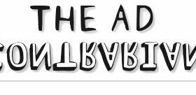 The Ad Contrarian logo