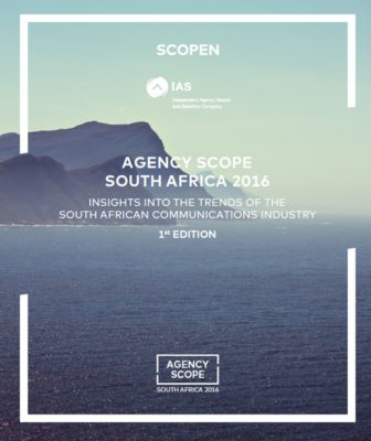 agencyScope 2016 South Africa