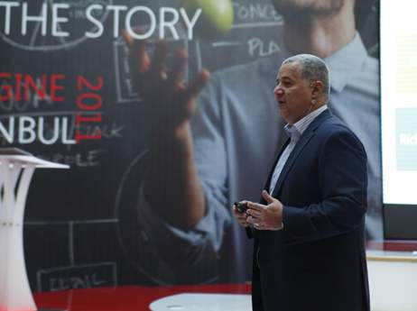 Ali Faramawy, corporate VP at Microsoft