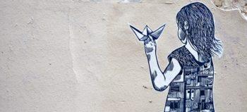 blue-white-girl-origami by Aleyna Rentz courtesy of unsplash