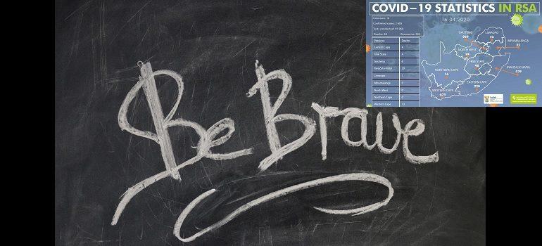 board-slate-blackboard-font courtesy of Pixabay with NICD covid-19 stats 16 April 2020