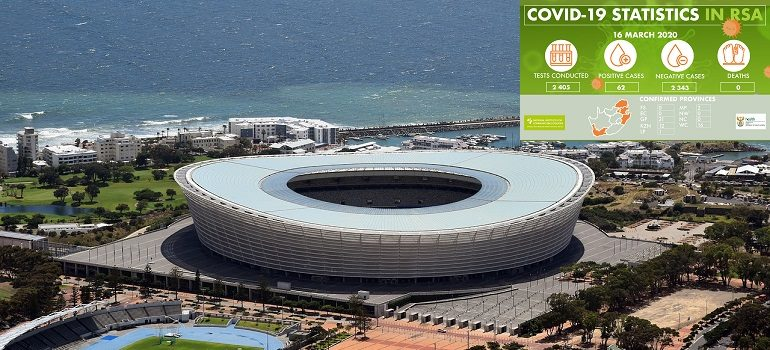 cape-town-stadium-stadium by Pascal Ohlmann courtesy of Pixabay with NICD covid-19 stats