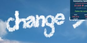 change-arrows-clouds-sky-direction image by Gerd Altmann courtesy of Pixabay with SA covid-19 stats 3 Jun 2020 - Media Hack Collective