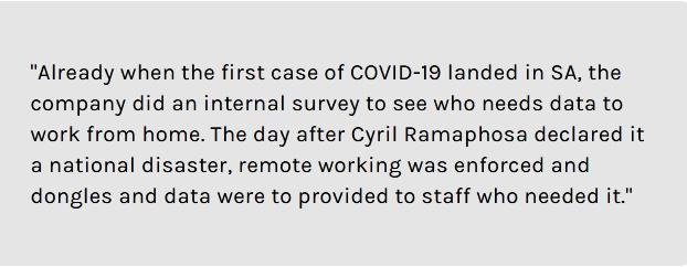 #covid19ZAsurveyadland: feedback 10