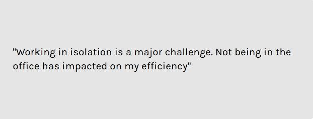 #covid19ZAsurveyadland: professional impact feedback 08
