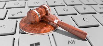 cyber-law-legal-internet-gavel by Pradip Kumar Rout courtesy of Pixabay