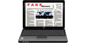 fake fake news media laptop courtesy of Pixabay