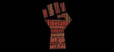 fist liberate change freedom courtesy of Pixabay.com amended for slider