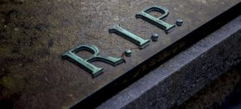grave-cemetery-rip-tombstone courtesy of Pixabay