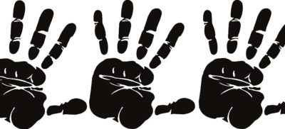 hand palm fingers spread courtesy of Pixabay