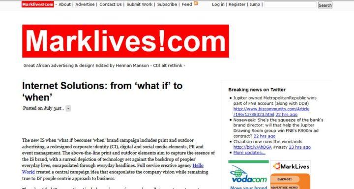 Marklives!com
