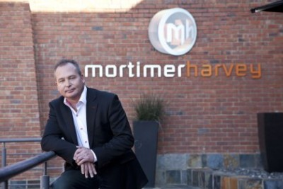 Andrew Fradd, group managing director of Mortimer Harvey