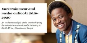 PwC Entertainment and media outlook: 2016-2020