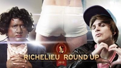 Richelieu: Miley Cyrus twerking parody