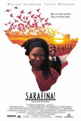 Sarafina film poster