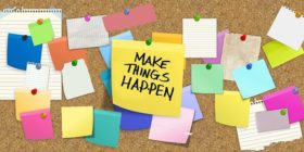 stickies-post-it-list-business courtesy of Pixabay