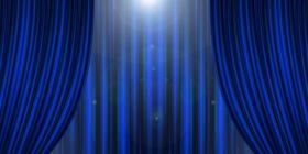 theater-cinema-curtain-stripes courtesy of Pixabay