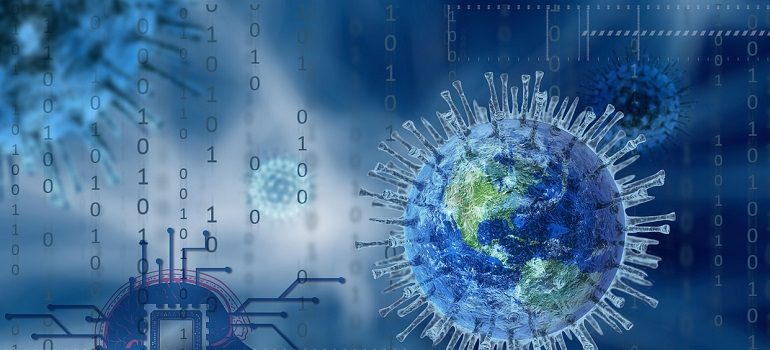virus-earth-corona-world by PixxlTeufel courtesy of Pixabay slider