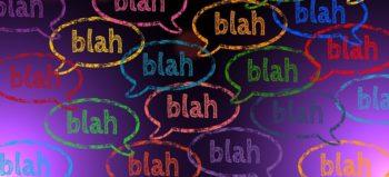yada-yada-board-insignificance courtesy of Pixabay