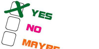 yes by geralt courtesy of Pixabay.com slider